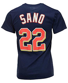 Majestic Men's Miguel Sano Minnesota Twins Player T-Shirt