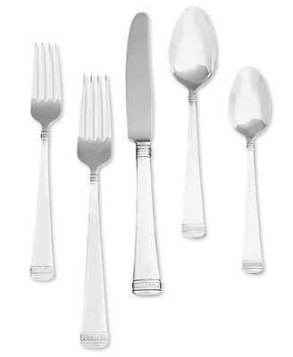 The London Collection by Wedgwood Notting Hill 5-Piece Place Setting