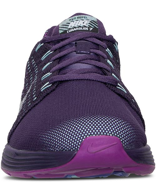 Nike Women s LunarGlide 7 Flash Running Sneakers from Finish Line ... a07677215402