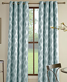 "Miller Curtains Anaheim 50"" x 63"" Grommet Curtain Panel"