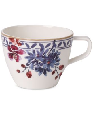 Artesano Provencal Lavender Collection Porcelain Tea Cup
