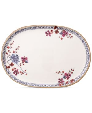 Villeroy & Boch Artesano Provencal Lavender Oval Fish Plate