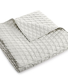 Hotel Collection Keystone Full/Queen Coverlet, Created for Macy's