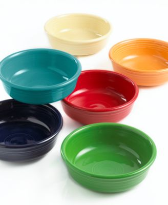 Fiesta Small Bowl  sc 1 st  Macy\u0027s & Fiesta Small Bowl - Dinnerware - Dining \u0026 Entertaining - Macy\u0027s ...