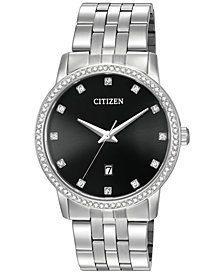 Citizen Men's Stainless Steel Bracelet Watch 40mm BI5030-51E