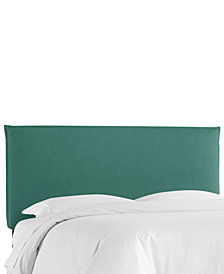 Henwood King French Seam Headboard, Quick Ship