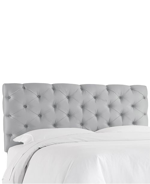 Skyline Hyde Park California King Headboard