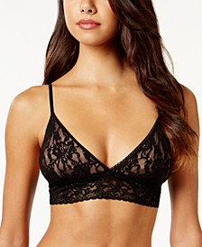 Lace Padded Bralette 487004