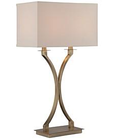 Cruzito Metal Table Lamp