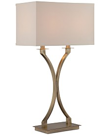 Lite Source Cruzito Metal Table Lamp