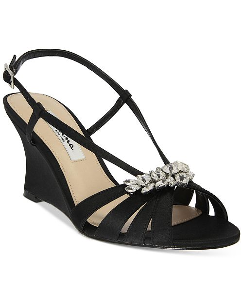 456258ebd295 Nina Viani Evening Sandals   Reviews - Sandals   Flip Flops - Shoes ...