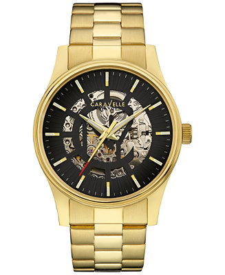 Caravelle New York by Bulova Men's Automatic