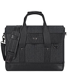 Solo Bradford Slim Laptop Briefcase