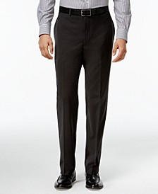 Infinite Stretch Solid Slim-Fit Pants