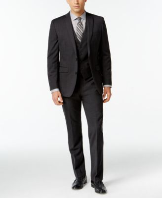 This Item Is Part Of The Bar Iii Dark Charcoal Slim Fit Suit Separates