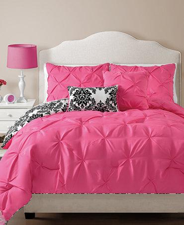 Olivia Reversible 5 Piece Comforter Set Bed In A Bag