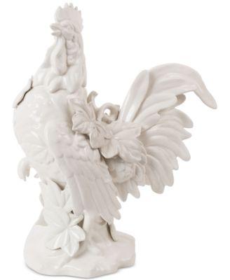 Earthenware Bristol Rooster Figurine