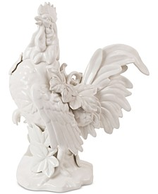 Earthenware Bristol Rooster Figurine