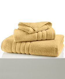 "CLOSEOUT! Hotel Collection Ultimate MicroCotton® 13"" x 13"" Washcloth, Created for Macy's"