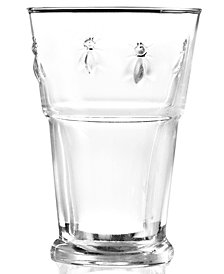 La Rochère Napoleon Bee Beer Glasses, Set of 6