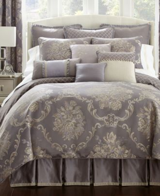 Waterford bedding with european styling and design classic