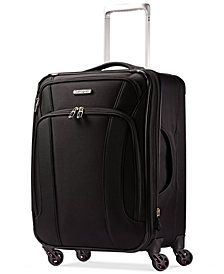"CLOSEOUT! Samsonite LiteAir 20"" Carry On Expandable Spinner Suitcase, Created for Macy's"
