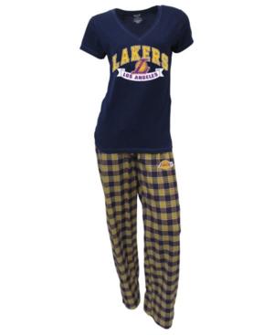 Women's Los Angeles Lakers Medalist Sleep Set