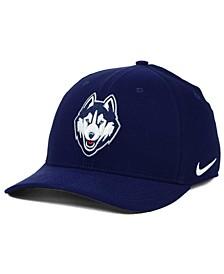 Connecticut Huskies Classic Swoosh Cap
