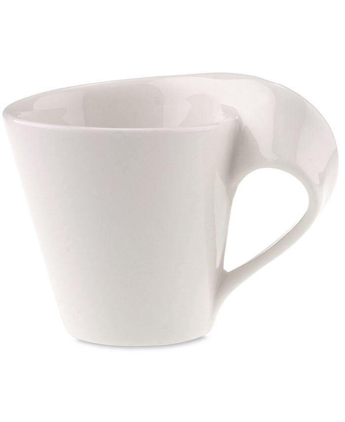 """Villeroy & Boch - """"New Wave"""" Café Espresso Cup"""