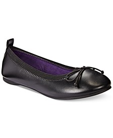 Copy Tap Ballet Flats, Little Girls & Big Girls