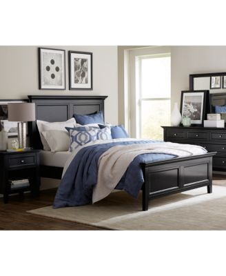 CLOSEOUT Captiva California King 3Pc Bedroom Set Bed Nightstand
