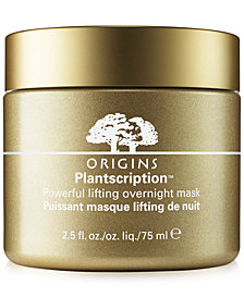 Origins Plantscription Powerful Lifting Overnight Mask, 2.5oz