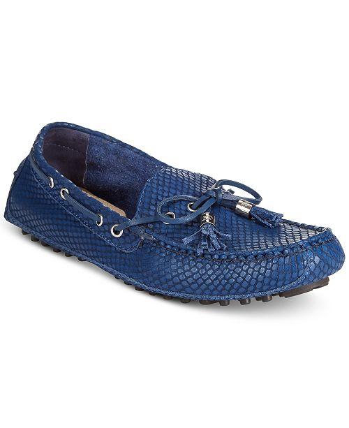 1d473e92c12 Cole Haan Women s Grant Driver Loafers   Reviews - Flats - Shoes ...