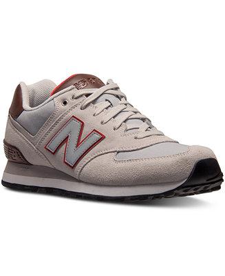NEW BALANCE MEN'S 574 Beach Cruiser Casual Sneakers Size 9 ML574BCA