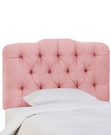 Brooke Tufted Headboard Collection, Quick Ship