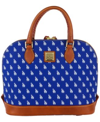 Los Angeles Dodgers Zip Zip Satchel