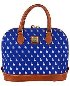 Dooney & Bourke Los Angeles Dodgers Zip Zip Satchel