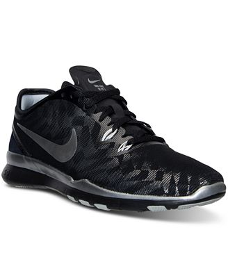 ... Shoes > Finish Line Athletic Sneakers. Nike Women's Free 5.0 TR Fit 5  Metallic Training Sneakers from Finish Line