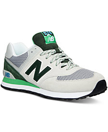 New Balance Men's 574 Day Hiker Casual Sneakers from Finish Line