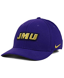 Nike James Madison Dukes Classic Swoosh Cap