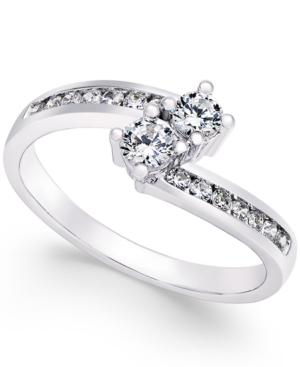 Two Souls, One Love Diamond...