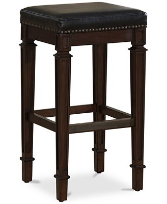 Furniture Monaco Counter Height Stool, Quick Ship