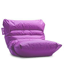 Bea Halen Bean Bag Chair, Quick Ship