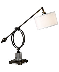 Uttermost Levisa Swing Arm Desk Lamp