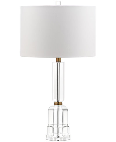 Decorator's Lighting Emery Crystal Table Lamp