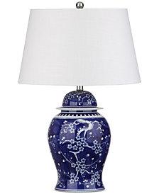 Decorator's Lighting Dalton Painted Table Lamp