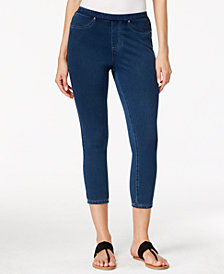 Style & Co Petite Capri Jeggings, Created for Macy's