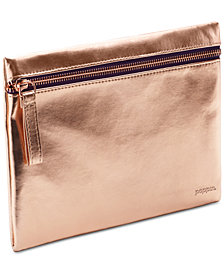 Poppin Slim Metallic Accessory Pouch
