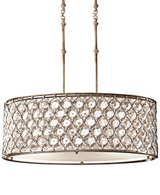 Feiss Lucia 3-Light Shade Pendant