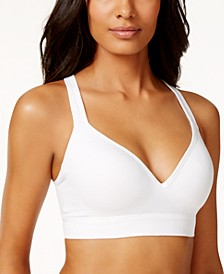 Sport Molded Cup Medium Impact Seamless Sports Bra 8126